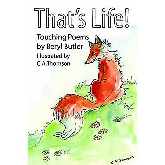 Dvs livet berøre dikt av Butler & Beryl