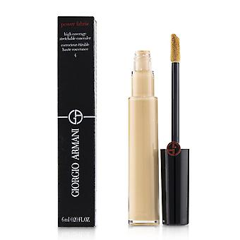 Giorgio Armani Power Fabric hög täckning stretchable concealer-# 4-Power Fabric Hej