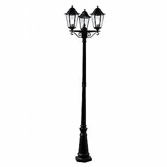 Searchlight Alex 82540BK Lamppost