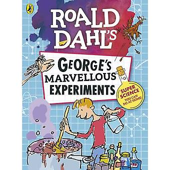 Roald Dahl - George's Marvellous Experiments - 9780141375946 Book