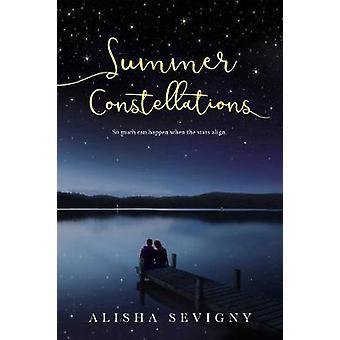 Summer Constellations by Alisha Sevigny - 9781525300431 Book