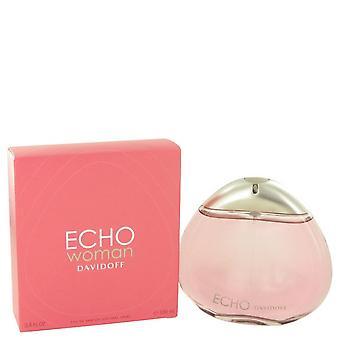Echo Eau De Parfum Spray Von Davidoff 100 ml