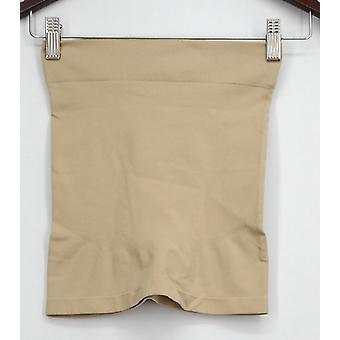 Slanke ' N Lift pull op vermagering shaping rok beige