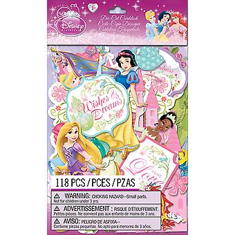 Disney Princess Cardstock Die Cuts 118 Pkg E5380246