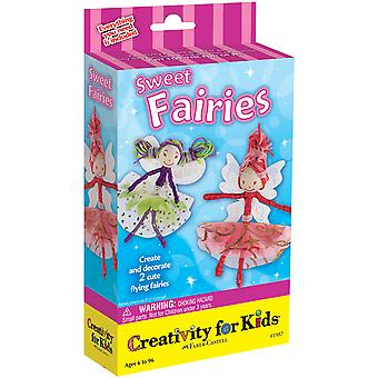 Creativity For Kids Activity Kits Sweet Fairies Makes 2 Ck 1987