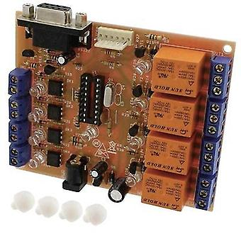 Development board for 18 pin PIC microcontrollers Olimex PIC-IO
