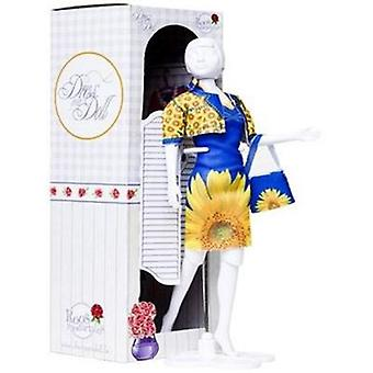 Dress Your Doll Doll (Package 1 Maniqui + Dress + Patron)
