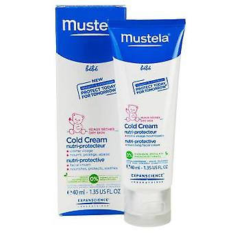 Mustela Cold Cream 40 ml (Childhood , Children's Hygiene , Creams And Lotions )