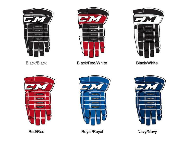 CCM vector 4R Pro II gloves