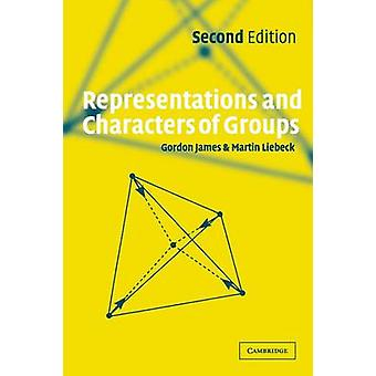 Representations and Characters of Groups by James & Gordon