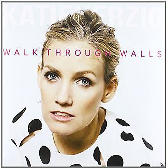 Katie Herzig - gå igennem vægge [Vinyl] USA import