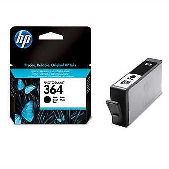 HP 364 black ink cartridge (Home , Office , Accessories)