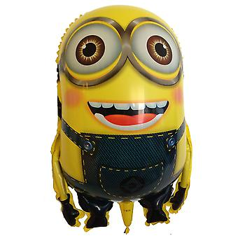 DESPICABLE ME | Minion Foil Balloons | TWO EYE MINION | MINION HELIUM SHAPED BALLOON