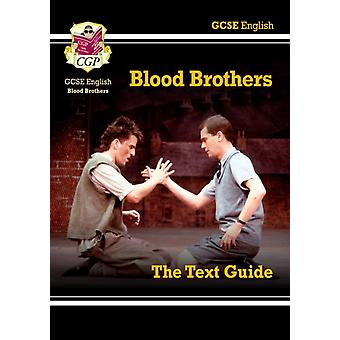 GCSE English Text Guide - Blood Brothers (Paperback) by Cgp Books Cgp Books