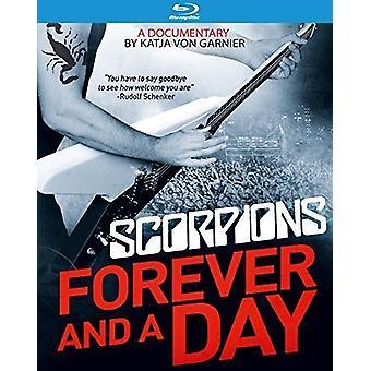 Scorpioni - Scorpions - Forever e un'importazione USA giorno [Blu-ray]