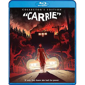 Importazione di Carrie Collector Edition [Blu-ray] USA