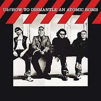 U2 - How to Dismantle an Atomic Bomb [Vinyl] USA import