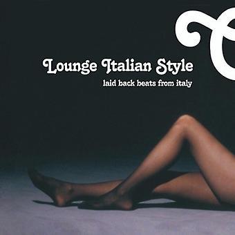 Lounge Italian Style - Lounge Italian Style [CD] USA import