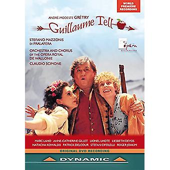 Guillaume Tell [DVD] USA import