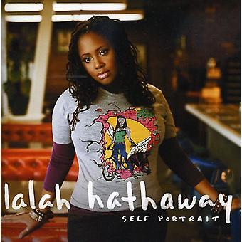 Lalah Hathaway - Self portræt [CD] USA import