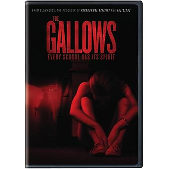 Gallows [DVD] USA import