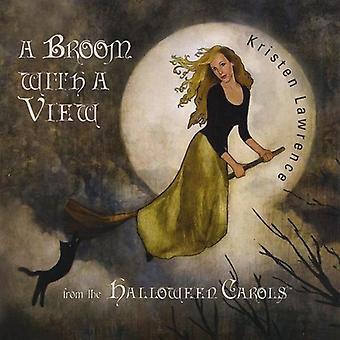 Kristen Lawrence - bezem met een weergave van de Halloween Carols [CD] USA import
