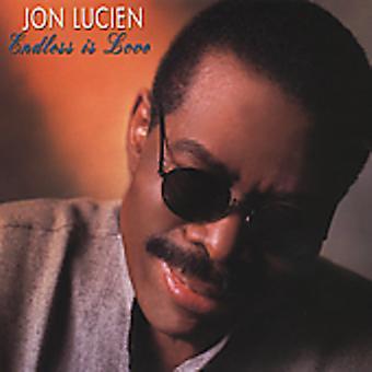 Jon Lucien - Endless Is Love [CD] USA import