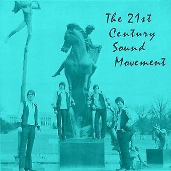 21st century lyd bevægelse - 21 århundrede lyd bevægelse [CD] USA importerer