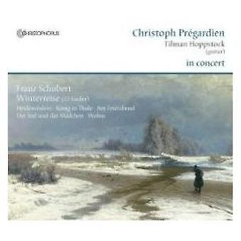 F. Schubert - Schubert: Winterreise [CD] USA import