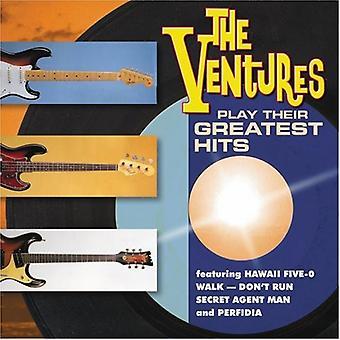 Ventures - spille deres største [CD] USA importerer
