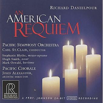 R. Danielpour - Richard Danielpour: An American Requiem [CD] USA import