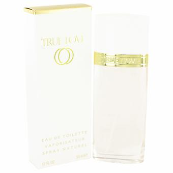 Elizabeth Arden Women True Love Eau De Toilette Spray By Elizabeth Arden