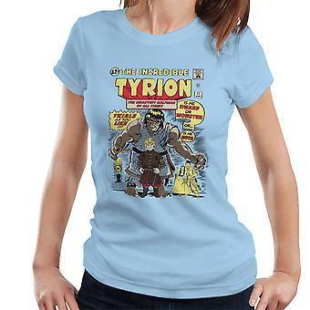 The Incredible Imp Tyrion Lannister Game Of Thrones Women's T-Shirt