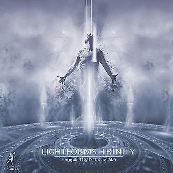 Olika Artist - Lightforms Trinity [CD] USA import