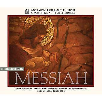 Mormon Tabernakel kor / orkester Temple Square - Händels Messias [CD] USA import