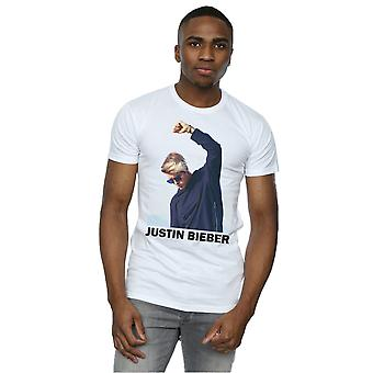 Justin Bieber Men's Shaded Pose T-Shirt