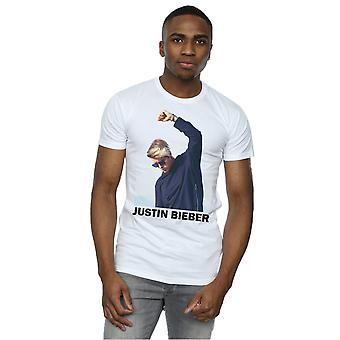 Justin Bieber mænds skygge udgør T-Shirt
