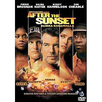AFTER THE SUNSET OF THE GIG IN THE BAHAMAS (DVD)