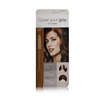 Cover Your Gray Brush-In Medium Brown