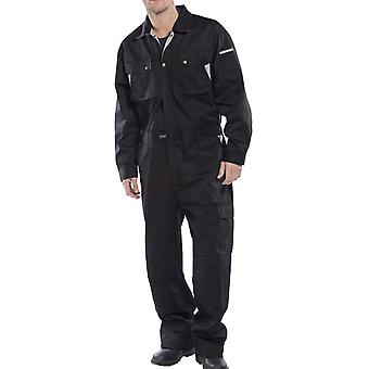 Click Premium Hardwearing Coverall With Kneepad Pockets - Cpc