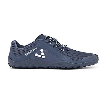 Vivobarefoot Primus Trail Firm Ground Mesh Iffley Womens Shoes Navy