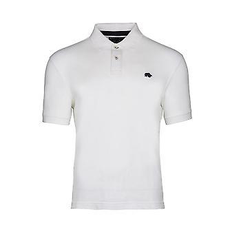 Signature Polo Shirt – White