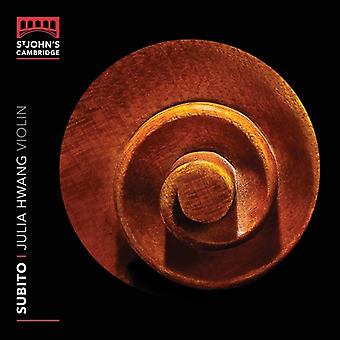 Grieg / Hwang / Matthews - Subito [CD] USA import