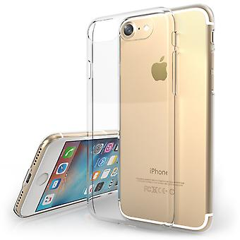 Yousave Zubehör Iphone 7 Hardcase - kristallklar