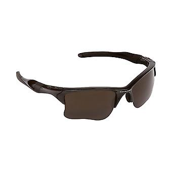 Best SEEK Replacement Lenses for Oakley Sunglasses HALF JACKET 2.0 Clear Brown