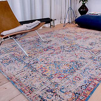 Rugs -Antiquarian Antique Bakthiari Khedive Multi - 8713
