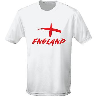 England Painted Kids Unisex T-Shirt 8 Colours (XS-XL) by swagwear