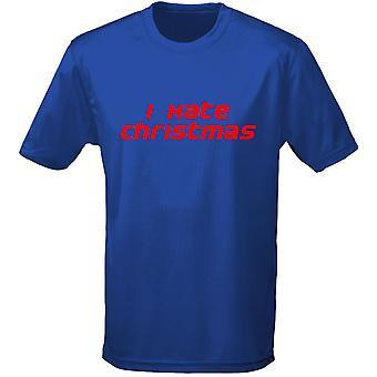 I Hate Christmas Xmas Mens T-Shirt 10 Colours (S-3XL) by swagwear