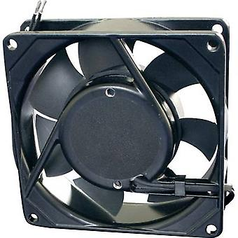 Axial fan 230 V AC 34 m³/h (L x W x H) 92 x 92 x 25 mm X-Fan
