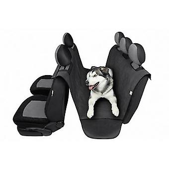 HP Autozubehör 19289 Pet seat cover 1-piece Polyester Anthracite Back seat